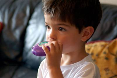 asthma inhalers for kids